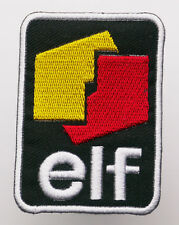 ELF Classic Race Sponsor Iron-On Embroidered Patch - MIX 'N' MATCH - #3H06