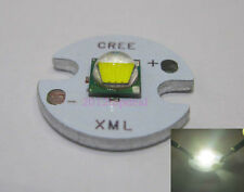 New Cree XM-L Single-Die LED Emitter U2 White Color 10W with 16mm Round Base