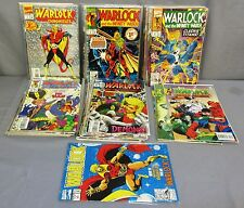 WARLOCK AND THE INFINITY WATCH #1-42 + CHRONICLES 1-8 (Full Run) Marvel 1992