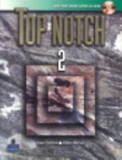 TOP NOTCH 2 with TAKE-HOME SUPER CD ROM by Joan M. Saslow and Allen Ascher