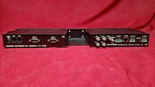 Crestron QM-TX Quick Media Transmitter & Creston ST-Com RS-232/422 Com        P