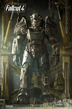 Fallout 4 POSTER-KEY ART ROBOT-NUOVA Fallout 4 GIOCO POSTER fp4128
