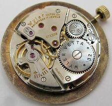 movement Wyler 32 Eta 1132 17 jewels with its dial for part ...