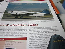 Airlines Archiv USA Eberts Air Buschflieger in Alaska 4S