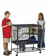 MidWest Critter Nation Animal Habitat with Stand, Single Unit, 36 Inches by 2...