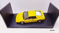 AUTOart 1:18 1979 LOTUS ESPRIT TYPE 79 (RHD) COUPE YELLOW RARE! NO BOX
