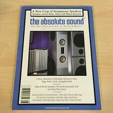 The Absolute Sound Issue 119, 1999 TAS Burmester B-97 Speaker Spendor Review