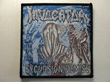 INVOCATOR  WOVEN  PATCH