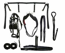 Small Horse / Cobb size nylon driving harness