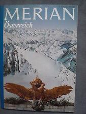 Merian-Heft, Österreich