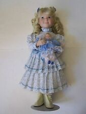 Nellie Olson Little House on the Prairie with Doll Blonde Curls Mean Girl 76313
