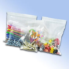 100 Resealable Plastic Grip Seal Bags 5.5 x 5.5 GL7
