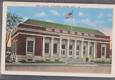 Post Office Wisconsin Rapids Wisconsin    # A2