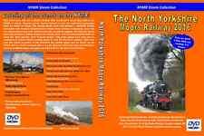North Yorkshire Moors Railway (NYMR) 2016 DVD