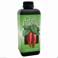 chilli focus 300ml feed food plants chilli growth technology