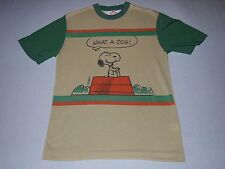 Vintage 1970s Snoopy T-Shirt Size Small 70s 80s Peanuts Charlie Brown