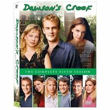 Dawson's Creek ~ The Complete 5th Fifth Season 5 Five ~ BRAND NEW 4-DISC DVD SET
