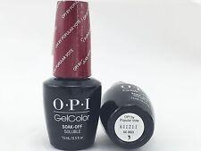 OPI Gel Color Soak Off Gel Washington DC Collection 2016 Gel Polish 0.5oz/15ml