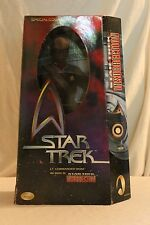 Star Trek: Lt. Commander Worf: Insurrection 12 inch Playmates NRFB