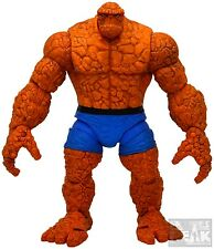 Hasbro Marvel Legends 2008 THING (FANTASTIC FOUR CLASSIC COLORS 2-PACK) - Loose