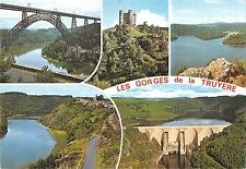 BT5801 Gorges de la Tryere viaduc de garabit chateau d alleuze bar        France