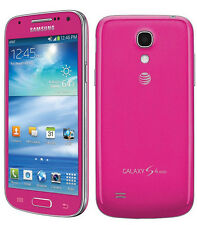 NEW Samsung Galaxy S4 mini SGH-I257 - 16GB - Pink (AT&T UNLOCKED) Smartphone