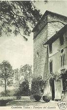 Castelletto Ticino (Novara) Torrione del Castello f.p.