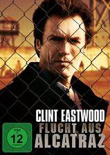 ROBERTS/EASTWOOD,CLINT/MCGOOHAN,PATRICK BLOSSOM - FLUCHT VON ALCATRAZ   DVD NEU