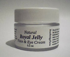 Royal Jelly Face and Eye Night Cream, by Bear Bridge Farm, 0.5 oz