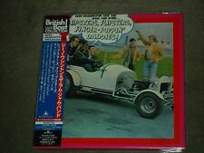 Geno Washington Hipsters Flipsters Finger-Poppin' Daddies! Japan Mini LP sealed