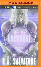 Legend of Drizzt Homecoming: Archmage 1 by R. A. Salvatore (2015, MP3 CD,...