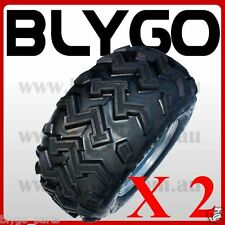 "2X 22X10- 10"" inch Rear Wheel Rim+ Tyre Tire 150c 250cc Quad Dirt Bike ATV Buggy"
