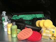 Dodo Juice Buff Daddy DA Polisher - Full Detailing Kit REDUCED MUST SEE PACKAGE!