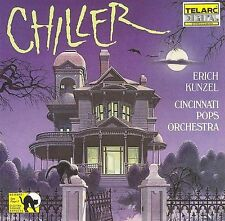 Chiller Kunzel/Cincinnati Pops Audio CD
