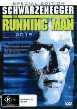 The Running Man (DVD, 2008, 2-Disc Set) Region 1, Arnold Schwarzenegger