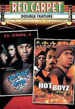 Out of Sync/Hot Boyz 2 MOVIES DVD,  FREE SHIP! SNOOP DOGG,LLCOOL,C-MURDER,ACTION