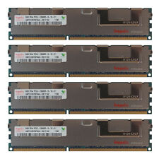32GB Kit 4x 8GB DELL POWEREDGE R320 R420 R520 R610 R620 R710 R820 Memory Ram