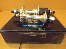 New-Old-Stock Shimano Deore XT UniGlide 6-Speed Hubset..36 Hole w/126 mm Spacing