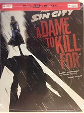 Sin City A Dame To Kill For 3D/2D Steelbook (Bluray, 2014) Future Shop Exclusive