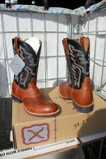 38-74 New  Twisted X MENS 12D Cattlemen western boots was 199.00