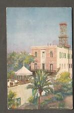 Tuck Oilette post card 7206 Egypt Hotel du Nil Cairo