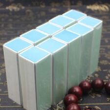 Polished 10x Nail Art Manicure 4 Way Shiner Buffer Buffing Block Sanding File tb