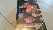 ELVIS PRESLEY 1992 THE CARDS OF HIS LIFE-RARE SERIES.3 TRADING CARDS BOX-INSERTS