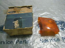 MK2 CORTINA GT LOTUS 1600E GENUINE FORD NOS R/H FRONT TURN SIGNAL AMBER OPTIC