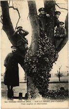 CPA  La Grande Guerre 1914 - Sur Le Pont prés d'Arras   (220222)