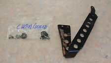 1975 YAMAHA DT 250  B OEM CHAIN GUIDE /FASTENERS