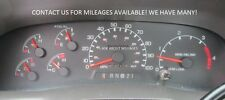 99-01 Ford F250 F350 7.3 Diesel Instrument Gauge Cluster Speedometer *PICK MILES