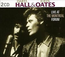 Daryl Hall & John Oates 2 CD Live at the Montreal Forum 1983 NEW SEALED