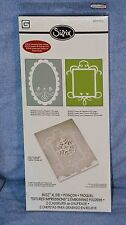Sizzix BIGZ XL Card Ornate #3 + Embossing folders Item 658188-Retail 39.99:NEW