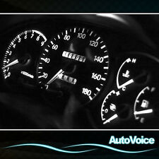 Toyota Hilux Lowlux Minitruck (97-05) Dash Hi-Bright LED Light Bulb Kit + Gifts
